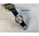 AQUASTAR GENEVE SA ATOLL Vintage swiss automatic watch Cal. AS 2063 Bidirectional bezel DIVER *** COLLECTORS ***