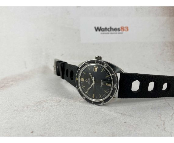 OMEGA SEAMASTER 120 DIVER Vintage swiss automatic watch Cal. 562 Ref. 166.027 *** ICONIC ***