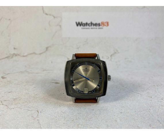PRONTO Vintage swiss automatic watch Cal. ETA 2782 *** BEAUTIFUL ***