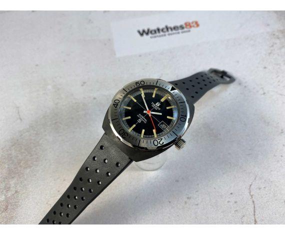 NOS TISSOT SIDERAL DIVER Reloj vintage suizo automático Cal. 784-2 ESPECTACULAR *** NUEVO DE ANTIGUO STOCK ***