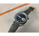 HEUER CARRERA Vintage Swiss Automatic Chronograph Watch Cal. 15 Ref. 1553 *** COLLECTORS ***