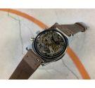 TRESSA Vintage swiss chronograph hand winding watch 20 ATM 200 M Landeron 248 DIVER *** 20 ATM 200 M ***