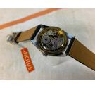 INCITUS NEW OLD STOCK Vintage winding watch 17 jewels Cal. MFG Juvenia *** NOS ***