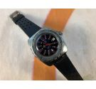 CALVY Vintage automatic watch Cal. FE 4611 DIVER 20 ATM Bidirectional bezel. Screw down crown. OVERSIZE *** BROAD ARROW ***