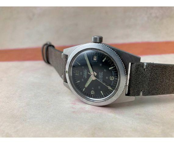 VANROY DIVER Vintage swiss automatic watch 200M Cal. ETA 2452 *** 20 ATMOSPHERES ***
