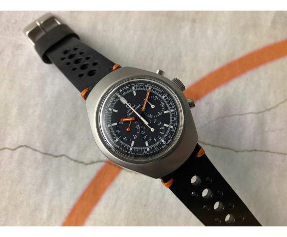 "OMEGA SEAMASTER ""JEDI"" Reloj suizo vintage cronógrafo de cuerda Ref 145.024 Cal Omega 861 *** ESPECTACULAR ***"