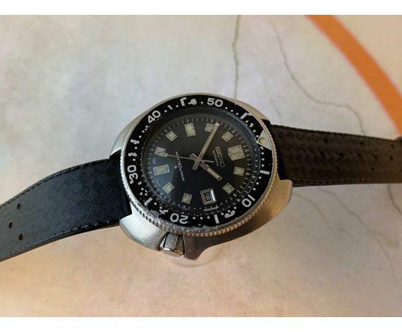 SEIKO APOCALYPSE NOW Ref. 6105-8110 Reloj antiguo automático Cal 6105 B JAPAN 1975 *** DIVER ***
