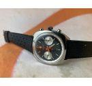 TRANSGLOBE Vintage swiss manual winding chronograph watch 5 ATM Cal. Valjoux 7733 Ref. 2240 *** LOLLIPOP ***