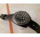 ENICAR SHERPA STAR DIVER Ref 2335 Vintage automatic swiss watch Cal. AR167 Oversize SCREW-DOWN CROWN *** COLLECTORS ***