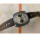 CERTINA ARGONAUT vintage chronograph hand winding swiss watch Cal. 29-053 (Valjoux 23) *** SPECTACULAR ***