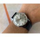 MOVADO SPLENDIT Vintage swiss hand wind watch Cal 135 *** ELEGANT ***