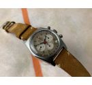 ZENITH EL PRIMERO A385 Vintage automatic chronograph swiss watch Cal. 3019 PHC BROWN DIAL *** COLLECTORS ***