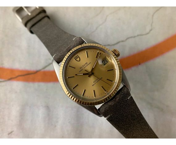 TUDOR PRINCE OYSTERDATE Vintage swiss automatic watch Ref. 75203 Cal. 2824-2 *** PRECIOUS ***