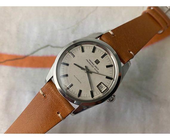 UNIVERSAL GENEVE POLEROUTER SUPER Reloj suizo vintage automático Cal. Microtor 1-69 Ref. 869112/22 *** PRECIOSO ***