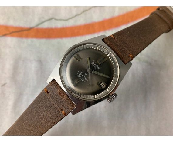 DUWARD AQUASTAR GRAND AIR Vintage swiss automatic watch Ref. 1701 Cal. AS 1700/01 *** 20 ATM ***