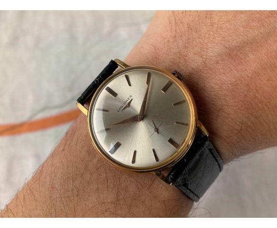 LONGINES Reloj suizo vintage de cuerda manual Cal. 23Z Ref. 7252 3 *** PRECIOSO ***