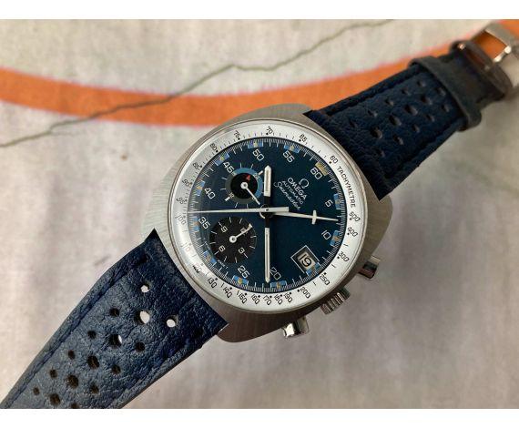 OMEGA SEAMASTER Reloj Cronógrafo suizo vintage automático Ref. 176.007 Cal Omega 1040 *** ESPECTACULAR ***