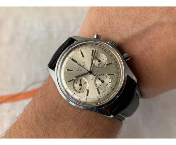 BREITLING TOP TIME Ref. 810 Reloj cronografo suizo vintage de cuerda Cal. Venus 178 *** COLECCIONISTAS ***