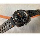 LONGINES ULTRA-CHRON Reloj suizo vintage automático DIVER Cal. 431 Ref. 7970-2 *** BISEL DE BAQUELITA ***
