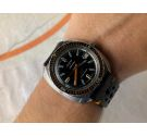 LONGINES ULTRA-CHRON Vintage swiss automatic watch DIVER Cal. 431 Ref. 7970-2 *** BAKELITE BEZEL ***