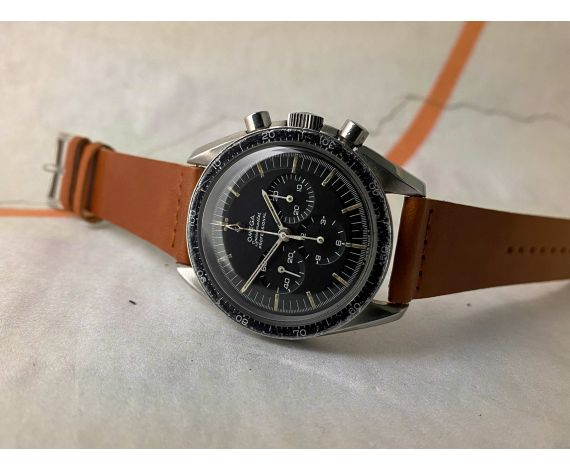 OMEGA SPEEDMASTER PRE MOON Ref. 145.012-67 DECIMAL BEZEL Vintage chronograph hand wind watch Cal. 321 *** COLLECTORS ***