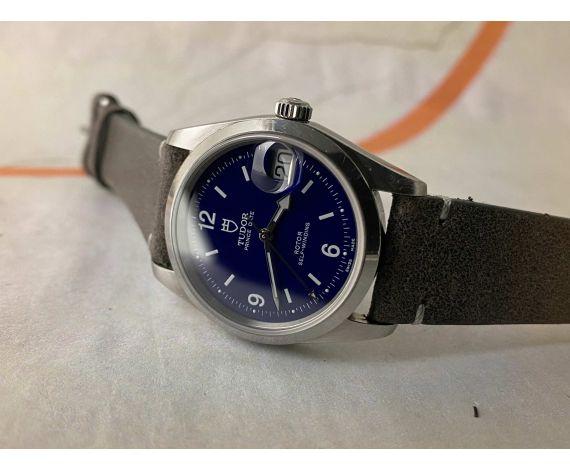TUDOR PRINCE DATE Reloj suizo vintage automatico Ref 74000N Rotor Self Winding *** ESTILO RANGER ***