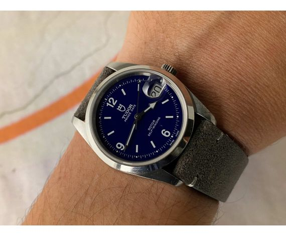 TUDOR PRINCE DATE Vintage swiss automatic watch Ref 74000N Rotor Self Winding *** RANGER STYLE ***