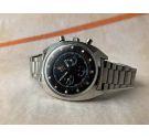 TISSOT SEASTAR T-12 Vintage swiss hand winding chronograph watch Cal. Lemania 871 Ref. 40506 *** OVERSIZE ***