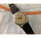 OMEGA SEAMASTER Reloj suizo vintage automático 1956 Cal. 471 Ref. 2790-5 *** BONITA PÁTINA ***