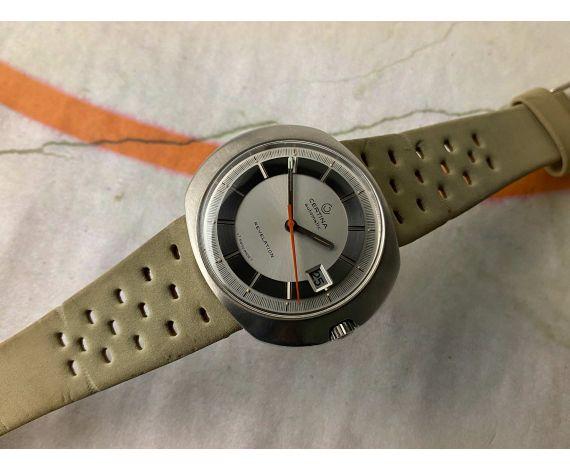CERTINA REVELATION NUEVO DE ANTIGUO STOCK Ref. 5301 Reloj suizo antiguo automático Cal. 25-651M 185 M *** NOS ***