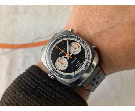 ORIOSA Vintage chronograph automatic swiss watch Cal. 12 BUREN JRGK *** SPECTACULAR ***
