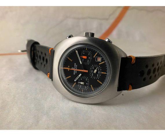 BREITLING LONG PLAYING Ref. 7103 Reloj suizo vintage de cuerda Cal. Valjoux 7740 *** ESPECTACULAR ***