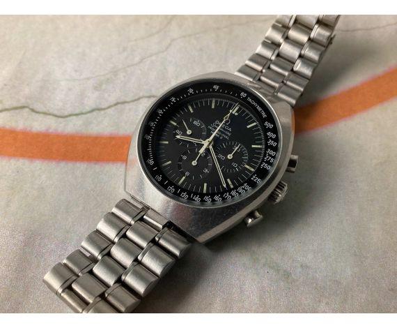 OMEGA SPEEDMASTER MARK II Ref. 145.014 Cal. Omega 861 Reloj suizo vintage cronógrafo de cuerda *** IMPRESIONANTE ***