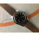 CALVY Vintage automatic watch Cal. ETA 2472 DIVER 21 Jewels bidirectional bezel BROAD ARROW *** 20 ATM ***