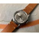 POTENS Vintage swiss automatic watch 25 jewels POLEROUTER STYLE Cal. ETA 2452 *** SPECTACULAR ***