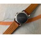 GALLET MultiChron REGULATOR Vintage swiss hand winding chronograph watch Cal. Venus 140 Monopusher *** COLLECTORS ***