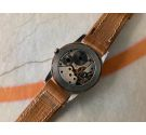 MOVADO TRIPLE DATE Ref. 14776 Vintage swiss manual winding watch Cal 475 *** BEAUTIFUL PATINA ***