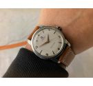 OMEGA SEAMASTER 1954 BUMPER Vintage swiss automatic watch Ref. 2765-2 Cal. 354 *** SPECTACULAR ***