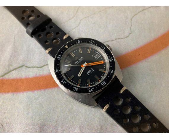 CERTINA DIVER DS-2 PH 200M Ref. 5801-303 Reloj suizo antiguo automático Cal. 25-651 *** PRECIOSO ***