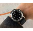 N.O.S. LIP Nautic Super Compressor 1966 Vintage hand wind watch Cal R017 *** NEW OLD STOCK ***