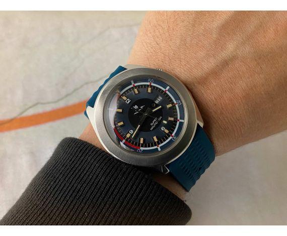 LIP SUPER NAUTIC-SKI Reloj antiguo Electrónico SUPER COMPRESSOR Ref. 60.592 Cal. 184 *** OVERSIZE ***