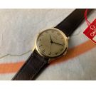 N.O.S. OMEGA Geneve Vintage swiss hand wind watch Ref 131.021 Cal 601 SOLID GOLD 18K *** MINT ***
