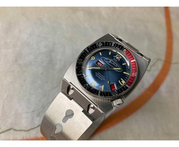 ZRC 300 SPATIALE Reloj antiguo automático DIVER Cal. PUW 1463 MARINA FRANCESA *** RELOJ ICÓNICO ***