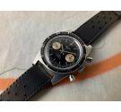 ZENITH PORT ROYAL CHRONOMETRE Vintage manual winding watch 18k yellow gold Cal. 135 *** COLLECTORS ***