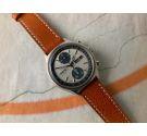 SEIKO PANDA Vintage automatic chronograph watch 1978 Ref. 6138-8021 Cal. 6138-B *** SPECTACULAR ***