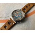 EDOX GEOSCOPE 42 Vintage swiss automatic watch Cal. ETA 2774 SUPER WATER PROOF Ref. 200170 *** COLLECTORS ***