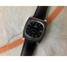 OMEGA GENÈVE Automatic Black dial vintage swiss watch Cal. 1012 Ref. 166.0190 *** ELEGANT ***