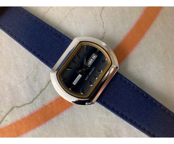 ZODIAC SST 36000 Reloj suizo vintage automático Cal. 86 Ref. 862 969 *** GRAN TAMAÑO ***