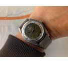 UNIVERSAL GENEVE POLEROUTER 1957 Ref. 20360-1 Reloj suizo vintage automático 28 JEWELS Cal. 215 MICROTOR *** TROPICALIZADO ***
