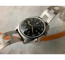 DUWARD AQUASTAR CONTINUAL SUPER COMPRESSOR 200M Vintage Diver swiss automatic watch 20 ATM Cal. ETA 2472 *** COLLECTORS ***